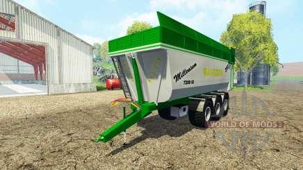 Ravizza Millenium 7200 for Farming Simulator 2015
