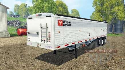 Wilson tender trailer for Farming Simulator 2015