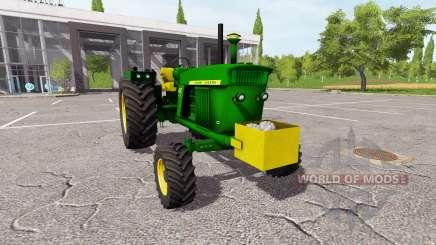 John Deere 4020 for Farming Simulator 2017