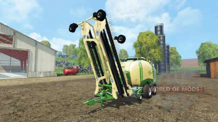 Krone BigPack 12130 X-Cut Nadal R90 for Farming Simulator 2015