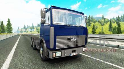 MAZ 6422 for Euro Truck Simulator 2