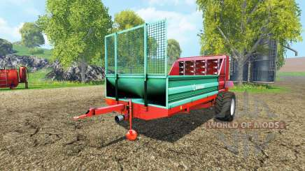 Farmtech Minifex 500 for Farming Simulator 2015