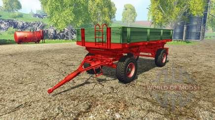Krone Emsland v3.2 for Farming Simulator 2015