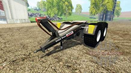 Kroger SIGA Duo for Farming Simulator 2015