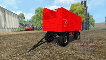 Massey Ferguson HW 80 v1.1 for Farming Simulator 2015