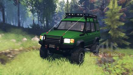 Land Rover Discovery v5.0 for Spin Tires