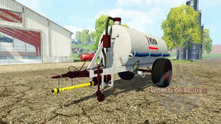 Pichon VE 7000 for Farming Simulator 2015