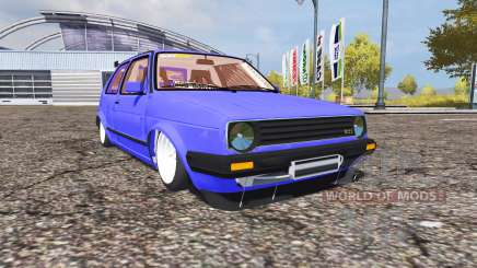 Volkswagen Golf GTI (Typ 19) for Farming Simulator 2013