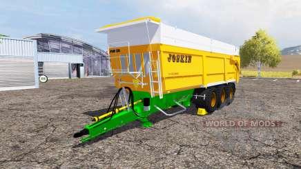 JOSKIN Trans-Space 8000-27 v3.0 for Farming Simulator 2013