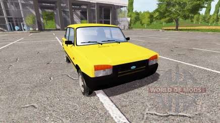 VAZ 2107M for Farming Simulator 2017