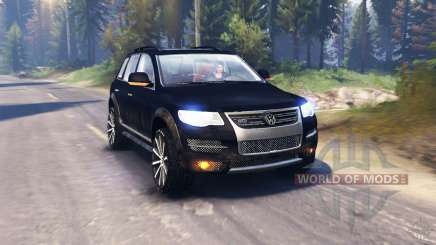 Volkswagen Touareg (7L) v2.0 for Spin Tires