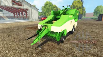 Krone Premos 5000 for Farming Simulator 2015