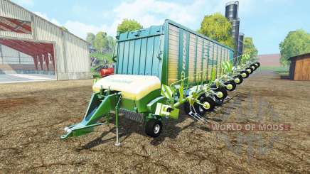 Krone ZX 550 GD rake for Farming Simulator 2015