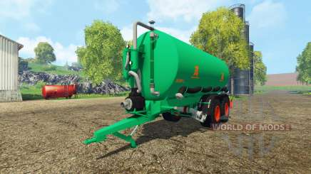 Aguas-Tenias CAT20 for Farming Simulator 2015