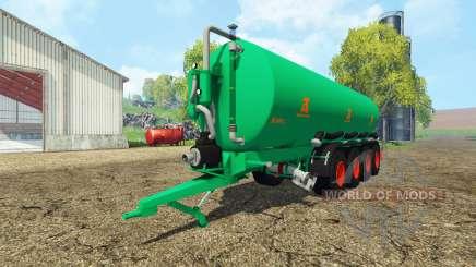 Aguas-Tenias CTE30 for Farming Simulator 2015