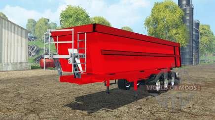 Schmitz Cargobull SKI 24 for Farming Simulator 2015