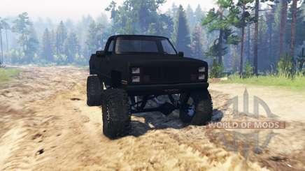 GMC Sierra 2500 for Spin Tires