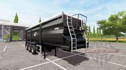 Krampe Bandit SB 30-60 for Farming Simulator 2017