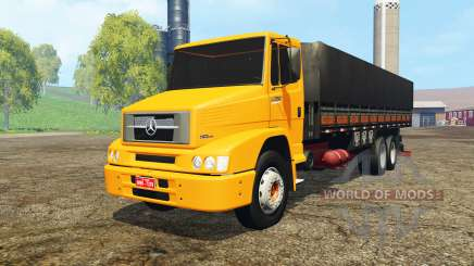 Mercedes-Benz 1620 v0.1 for Farming Simulator 2015