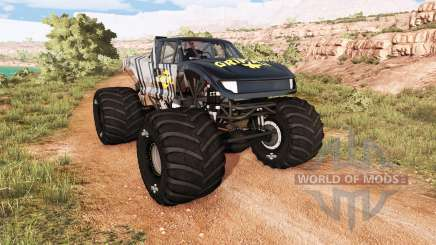 CRD Monster Truck v1.04 for BeamNG Drive