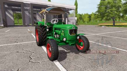 Deutz D80 v1.6 for Farming Simulator 2017