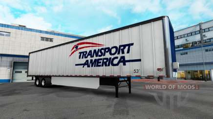Company logos for trailers for American Truck Simulator
