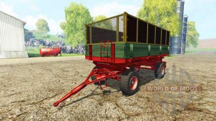 Krone Emsland v3.0 for Farming Simulator 2015
