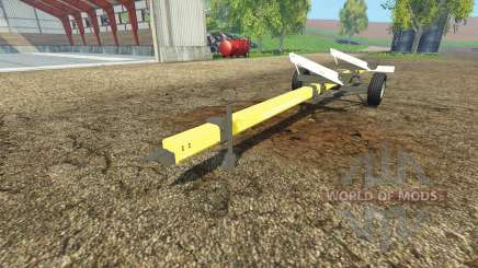Bruns header trailer for Farming Simulator 2015