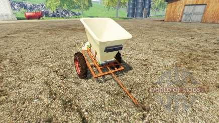 Spreader for Farming Simulator 2015