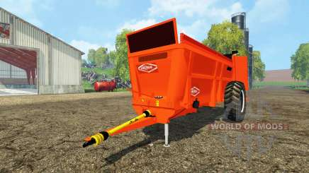 Orenge EV for Farming Simulator 2015