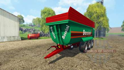 Bossini RA 200-8 for Farming Simulator 2015