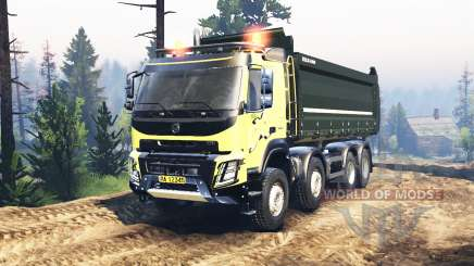 Volvo FMX 2014 v2.0 for Spin Tires