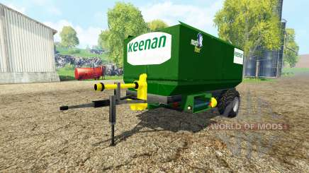 Keenan Mech-Fibre for Farming Simulator 2015