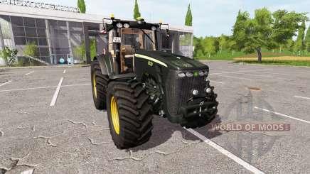 John Deere 8330 black limited for Farming Simulator 2017