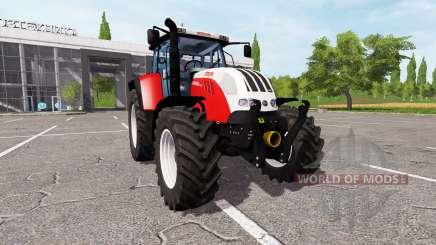 Steyr 6140 CVT for Farming Simulator 2017