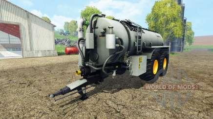 Dezeure Bronto 20 for Farming Simulator 2015