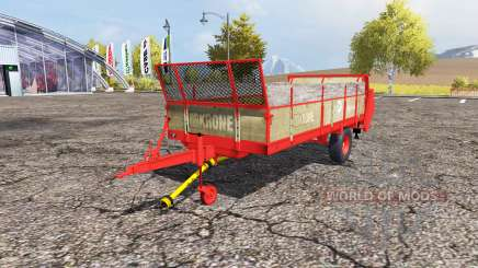 Krone Optimat v3.0 for Farming Simulator 2013