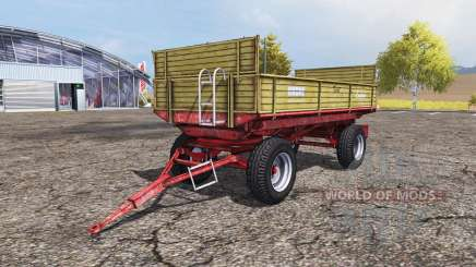 Krone Emsland for Farming Simulator 2013