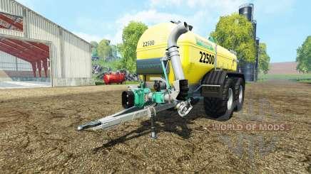 Zunhammer SKE 22.5 PU for Farming Simulator 2015
