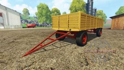 Tipper tractor trailer for Farming Simulator 2015