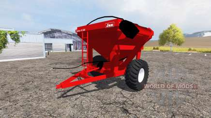 Jan Tanker 10.500 for Farming Simulator 2013