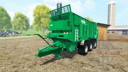 Tebbe HS320 for Farming Simulator 2015