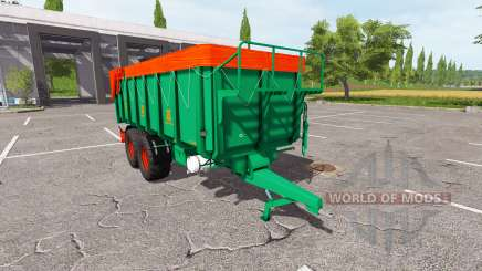 Aguas-Tenias TAT22 v1.1 for Farming Simulator 2017