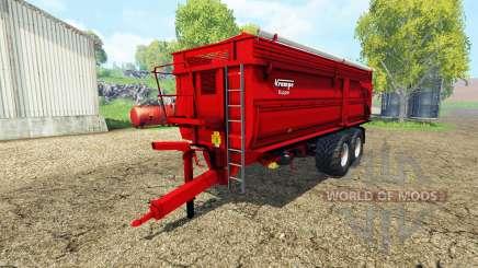 Krampe BBS 900 for Farming Simulator 2015