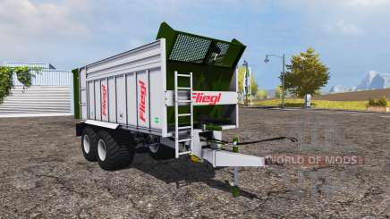 Fliegl ASW 268 v2.2 for Farming Simulator 2013