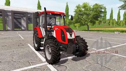 Zetor Proxima 7441 for Farming Simulator 2017