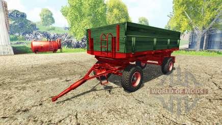 Krone Emsland v2.0 for Farming Simulator 2015