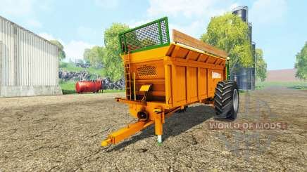 Dangreville for Farming Simulator 2015