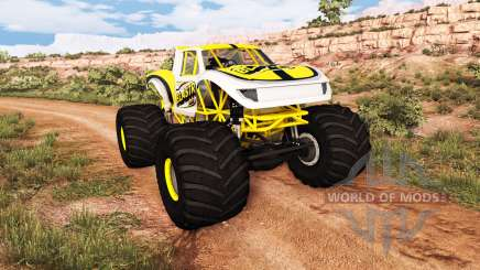CRD Monster Truck v1.03 for BeamNG Drive