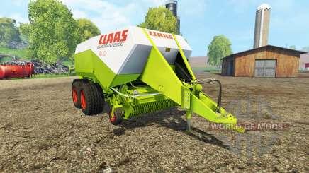 CLAAS Quadrant 2200 RC for Farming Simulator 2015